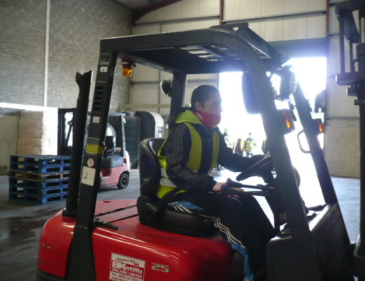 Proper Maintenance Requires The Right Forklift Parts
