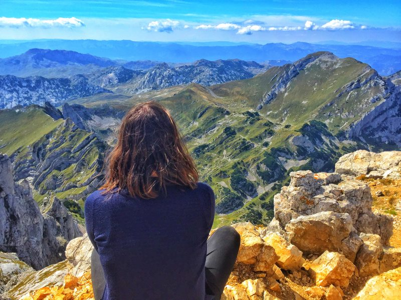 Travelling Alone: Advice
