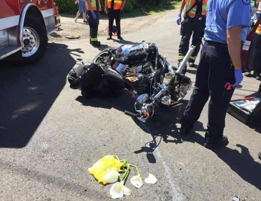 All Information About Motorcycle Accidents