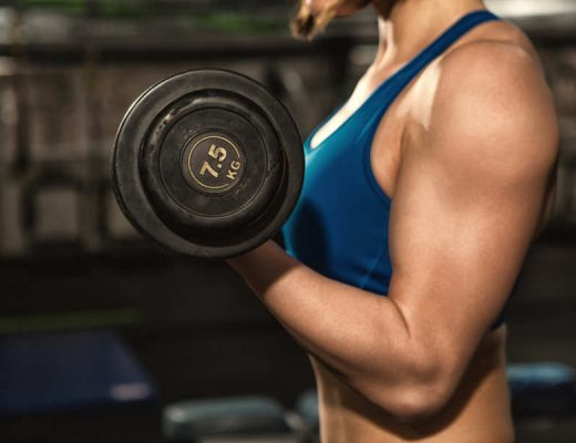 Building Muscle by Cross Training